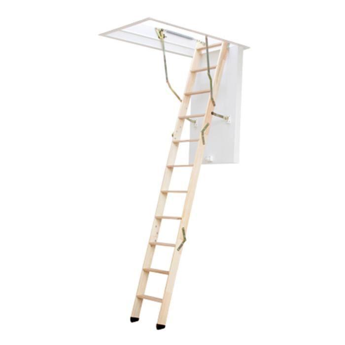 escalier escamotable click fix76 120x60cm achat vente escalier escalier escamotable click. Black Bedroom Furniture Sets. Home Design Ideas