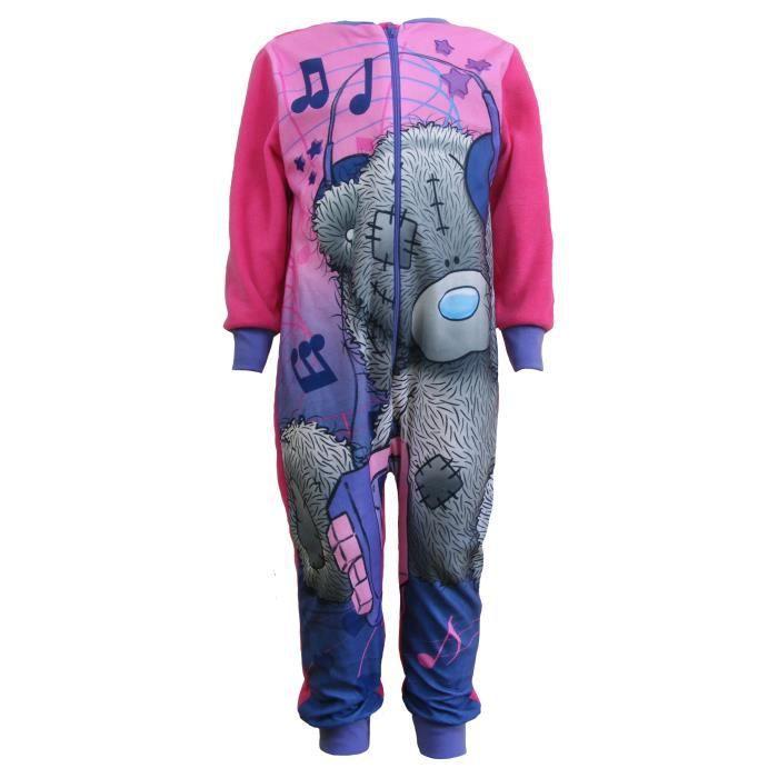 grenouill re polaire enfant fille pyjama motif tatty. Black Bedroom Furniture Sets. Home Design Ideas