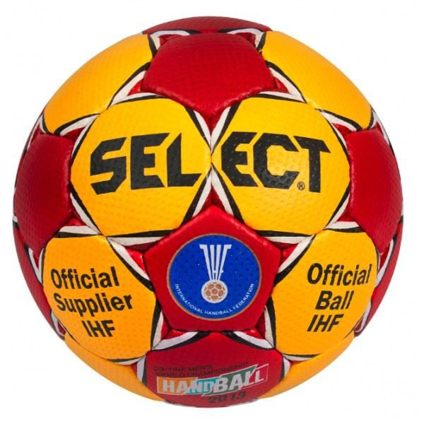 Ballon handball select coupe du monde espagne repl achat vente ballon balle ballon - Hand ball coupe du monde ...