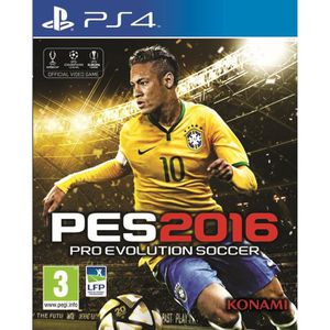 PES 2016 Edition Day 1 Jeu PS4