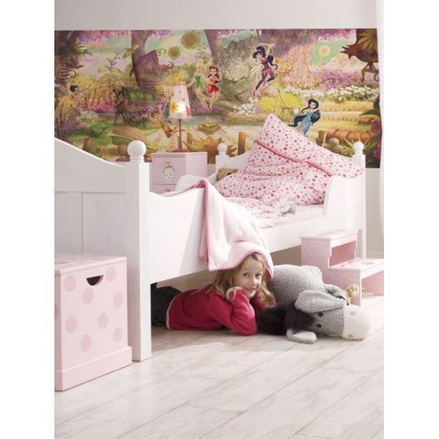 Disney fairies d coration murale maxi poste achat for Decoration maison disney