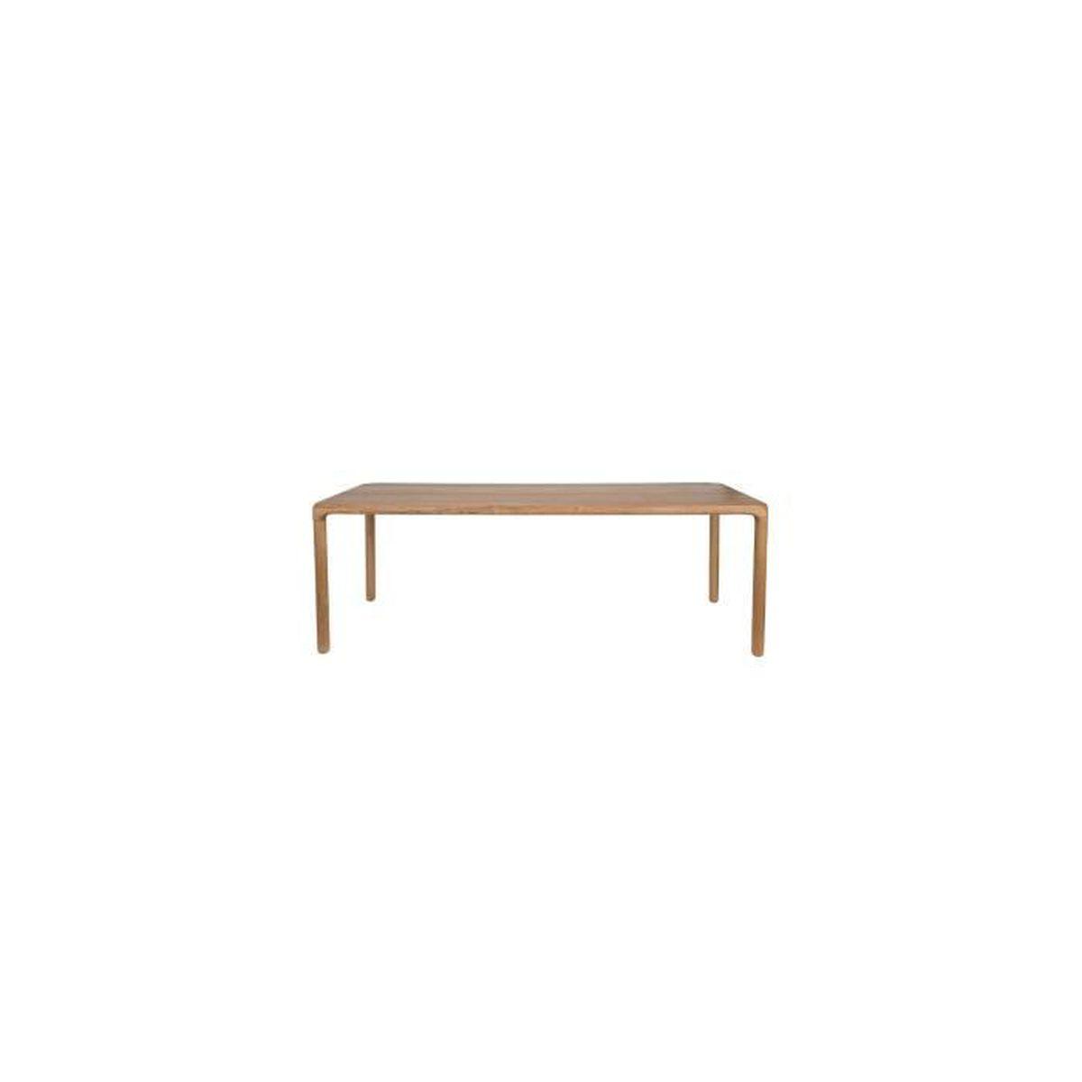 grande table de repas storm en bois de fr ne 220 cm bois achat vente table a manger seule. Black Bedroom Furniture Sets. Home Design Ideas