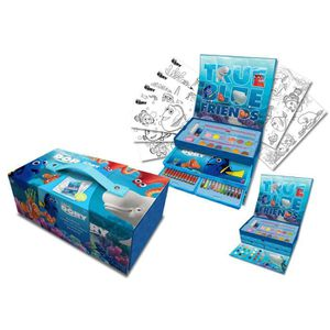 DORY Coffret De Coloriage ? Tiroirs Deluxe Gift Box