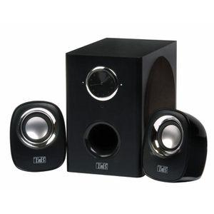 T'nB enceintes 2.1 MX Series noire HPMX21BK
