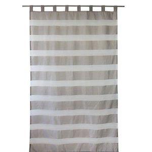 rideaux voilage couleur beige taupe achat vente rideaux voilage couleur beige taupe pas cher. Black Bedroom Furniture Sets. Home Design Ideas