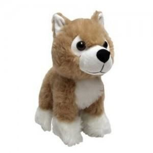 Peluche loup game of thrones nymeria achat vente objet d coratif soldes - Objet game of thrones ...