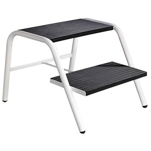 marchepied noir pour cabine esth tique achat vente table d 39 appoint marchepied noir pour. Black Bedroom Furniture Sets. Home Design Ideas