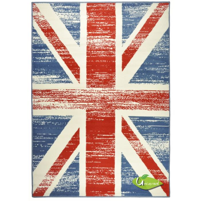 tapis salon vegas drapeau anglais union un achat vente tapis cdiscount