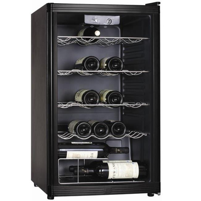 cave vins 59 bouteilles 115 litres achat vente cave. Black Bedroom Furniture Sets. Home Design Ideas