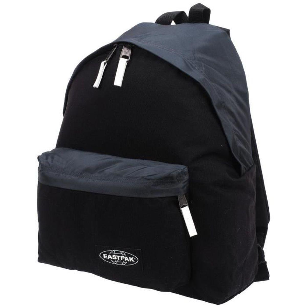 sac dos coll ge padded combo black eastpak uni noir achat vente sac dos 5400516255164. Black Bedroom Furniture Sets. Home Design Ideas