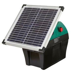 cloture electrique solaire achat vente cloture electrique solaire pas cher cdiscount. Black Bedroom Furniture Sets. Home Design Ideas