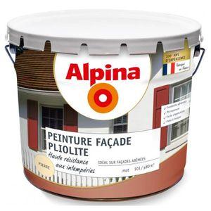 peinture facade ton pierre achat vente peinture facade ton pierre pas cher soldes cdiscount. Black Bedroom Furniture Sets. Home Design Ideas