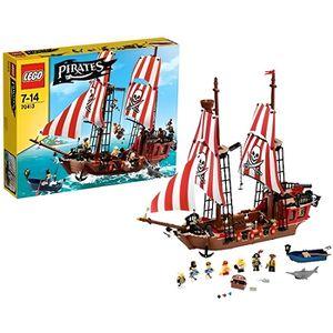 ASSEMBLAGE CONSTRUCTION LEGO PIRATES - 70413 - JEU DE CONSTRUCTION - LE BA
