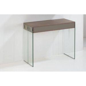 Console meuble transparente achat vente console meuble transparente pas cher les soldes - Console transparente design ...