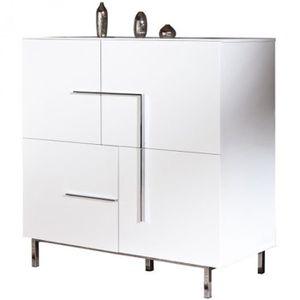 commode largeur 50cm achat vente commode largeur 50cm pas cher soldes cdiscount. Black Bedroom Furniture Sets. Home Design Ideas