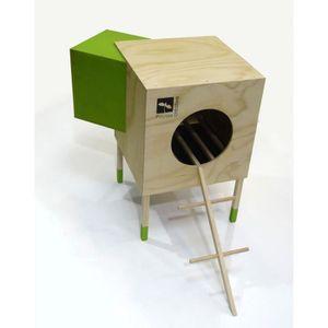 poulailler design et eco con u le loft achat vente poulailler poulailler design le loft. Black Bedroom Furniture Sets. Home Design Ideas