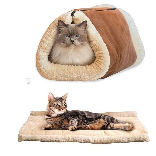 90 57cm chat sac de couchage tapis pour animaux de compagnie chien maison canap chenil doux. Black Bedroom Furniture Sets. Home Design Ideas