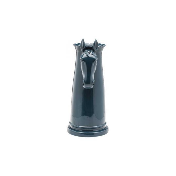 Porte parapluie horse gris kare design achat vente for Meuble porte parapluie