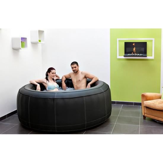 Spa gonflable super spark cuir 4 places veryspas achat vente spa complet - Spa gonflable discount ...