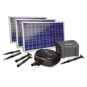 kit pompe solaire bassin ou plan d eau adria to achat. Black Bedroom Furniture Sets. Home Design Ideas