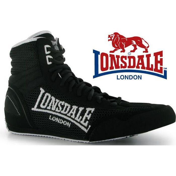 chaussures de boxe lonsdale homme prix pas cher cdiscount. Black Bedroom Furniture Sets. Home Design Ideas