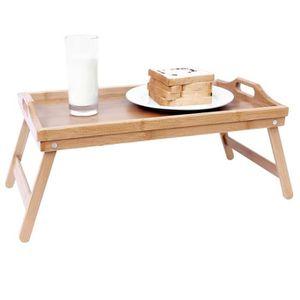 plateau petit dejeuner au lit achat vente plateau petit dejeuner au lit pas cher cdiscount. Black Bedroom Furniture Sets. Home Design Ideas