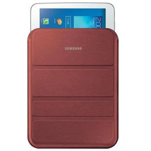 Samsung Stand Pouch Avec Support Origine Galaxy Tab 3 10,1 - Rouge