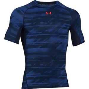 COMBI COMPRESSION Under Armour T-Shirt Compression Homme Print - Man