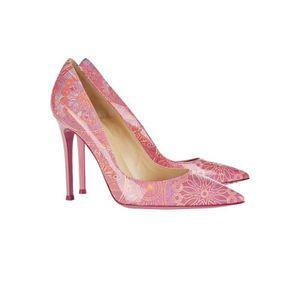 ESCARPIN Nancy Jayjii:  Nouveau escarpins roses pour femmes
