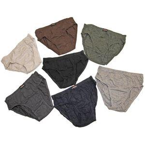 CULOTTE - SLIP 2 Lots de 3 Slips Homme Basic Coton Stretch Neufs