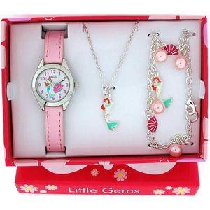 set cadeau pour fille ravel little gems sir ne avec montre bijoux achat vente montre. Black Bedroom Furniture Sets. Home Design Ideas