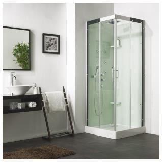 cabine ottawa carr 80x80 hydro achat vente cabine de. Black Bedroom Furniture Sets. Home Design Ideas