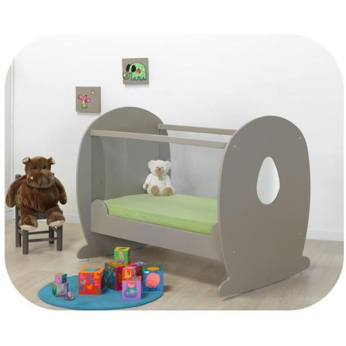 eb lit b b lutin lin plexi achat vente lit b b 2009986770165 cdiscount. Black Bedroom Furniture Sets. Home Design Ideas