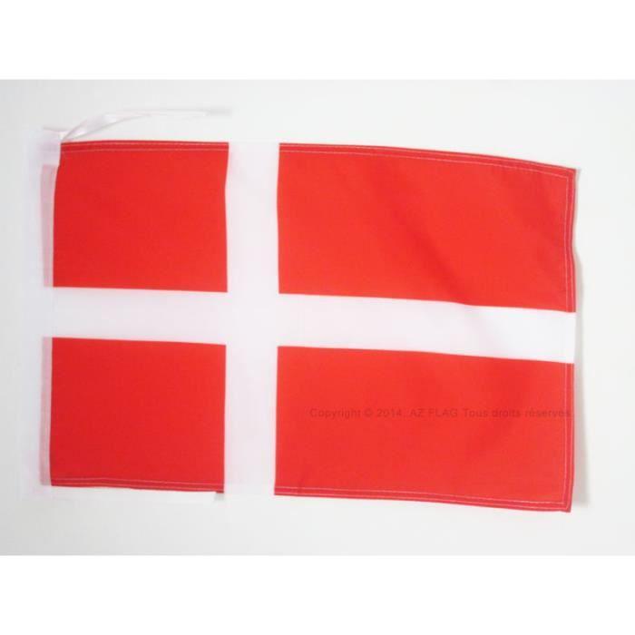 Drapeau danemark 45x30cm danois haute qualit achat for Linge de maison haute qualite