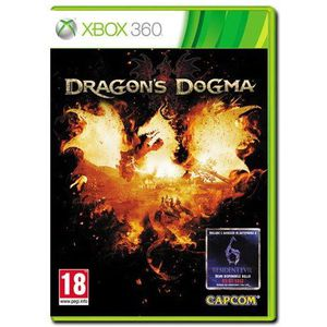 JEUX XBOX 360 Dragon's Dogma englisch [import allemand]