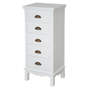 meuble chiffonier achat vente meuble chiffonier pas cher cdiscount. Black Bedroom Furniture Sets. Home Design Ideas