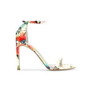 SANDALE - NU-PIEDS Nancy Jayjii : sandales pour femmes,imprimé floral