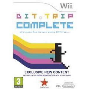 JEUX WII Bit trip Complete