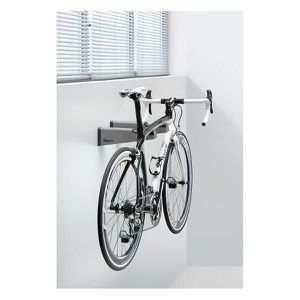 Support mural pour velo achat vente pas cher cdiscount - Crochet support velo ...
