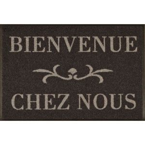 tapis bienvenue achat vente tapis bienvenue pas cher cdiscount. Black Bedroom Furniture Sets. Home Design Ideas