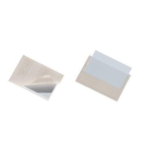 Durable 809319 Pochette Autocollante Transparen Achat Vente Pochette Plastique Durable