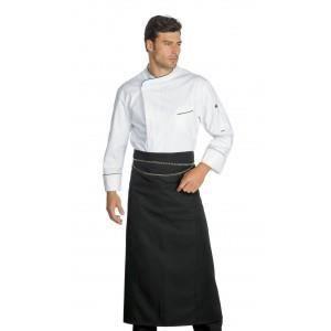 Veste de cuisine coton wimbledon achat vente veste for Achat veste de cuisine