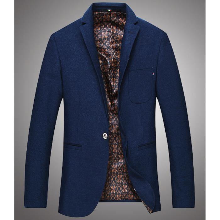 veste homme l g re blazer d contract grandes tailles exist es bleu achat vente gilet de. Black Bedroom Furniture Sets. Home Design Ideas