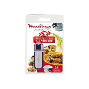 MOULINEX - Cookeo clé USB du monde - XA600111