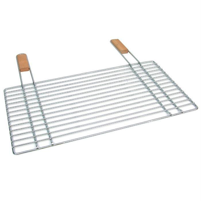 grille simple 58 x 30 cm 2 manches achat vente ustensile grille simple 58x30cm 2manches. Black Bedroom Furniture Sets. Home Design Ideas