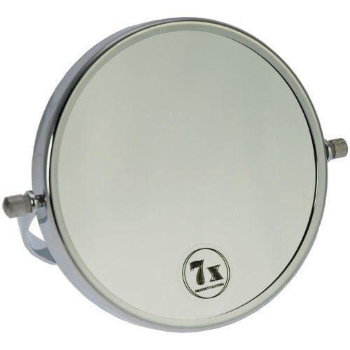 Fantasia miroir poser avec face grossissante x7 for 2 miroir face a face