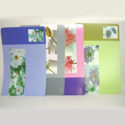 Set de table par 12 d cors fleurs grand ecran achat vente set de table cdiscount for Grand set de table