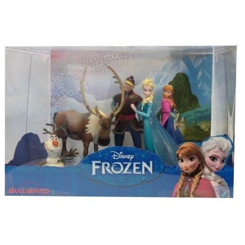 Ti'Toon Land Figurine, Disney, Olaf, La Reine des Neiges, Frozen
