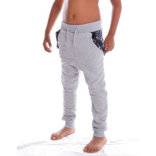 vetements cuir Jogging sarouel garcon 12 ans