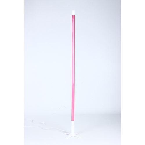 tube neon rose. Black Bedroom Furniture Sets. Home Design Ideas